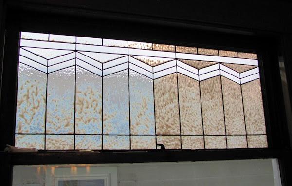 How To Make An Inexpensive Diy Leaded Glass Window