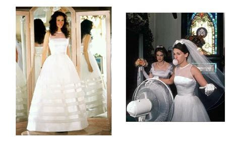 5 gowns from 90s rom coms for retro wedding dress