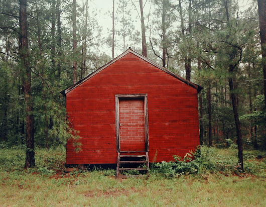 William Christenberry, artist of a crumbling, memory-haunted South, dies at 80