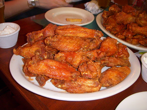 Plates of Wings