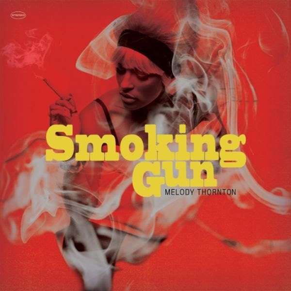 Smoking Gun (Single Cover), Melody Thornton