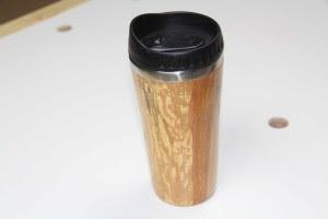 Wooden Travel Mug Coffee Cup