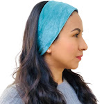 Top Knot Velvet Headband, Headbands for women, Hair accessories for women
