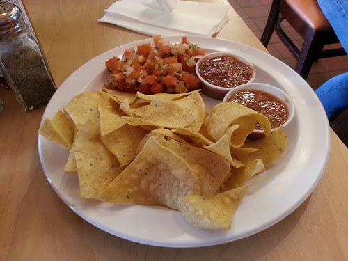 Chips and Salsa at Jasmine