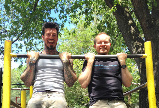Embrace the Journey – Lessons from the Pull Up Bar