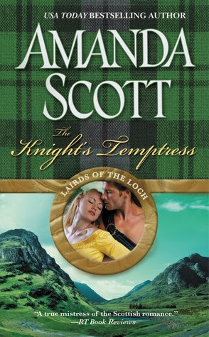 The Knight's Temptress (Lairds of the Loch, #2)