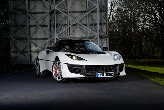 One-Off Lotus Evora 410 Reminds Us Of James Bond's Adventures