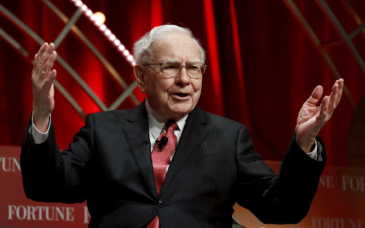WARREN BUFFETT: The stock market is 'virtually certain' to be worth far more