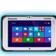 "Toughpad FZ-M1 - The thinnest and Lightest Rugged 7"" Tablet on the Market"