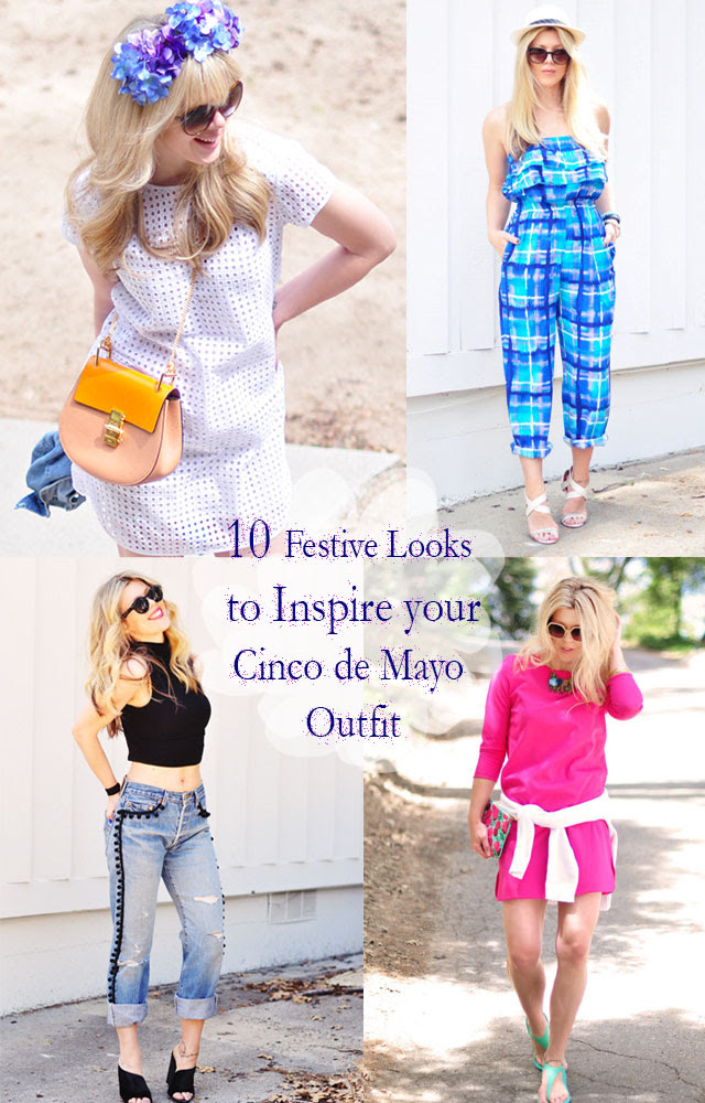 10 festive looks to inspire your cinco de mayo outfit
