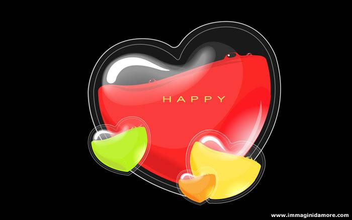 HAPPY CUORE DIVERTENTE