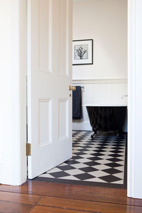Floor Black And White Tile Floor Creative On Inside Price Estimates