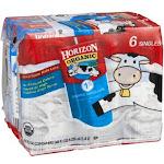 Horizon Organic Dairy 1% Milk (18 - 8 fl oz boxes)