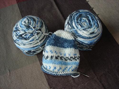 Socks for Andrew