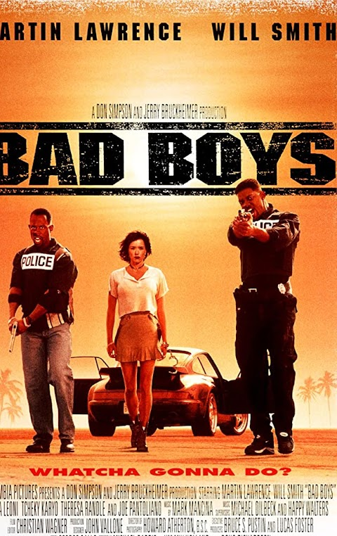 Bad Boys (1995) 480p 720p 1080p BluRay REMASTERED Dual Audio (Hindi+English) Full Movie