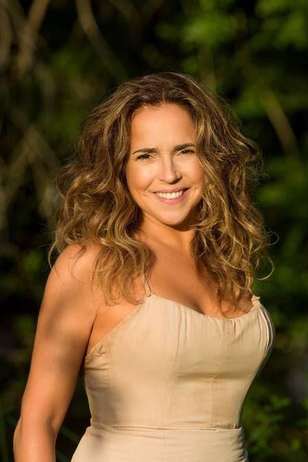 Daniela Mercury é avó de Clarice, filha de Gabriel, seu primôgenito