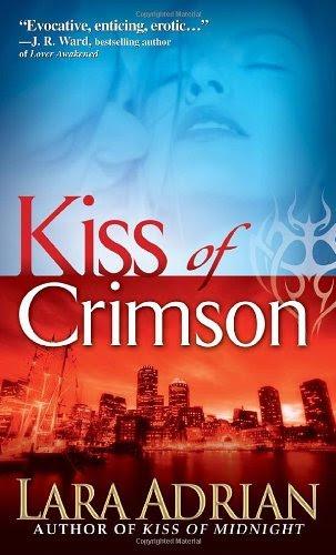 Kiss of Crimson (The Midnight Breed) by Lara Adrian