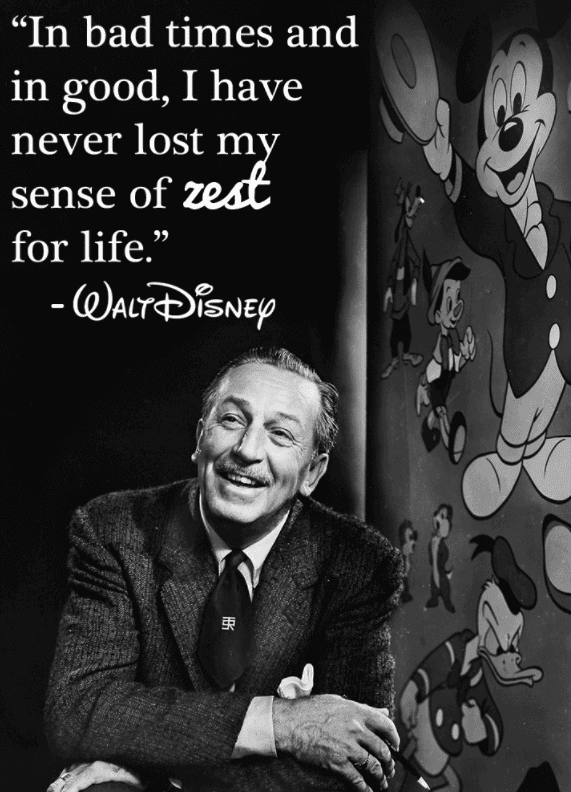 collection image wallpaper: Walt Disney Quotes
