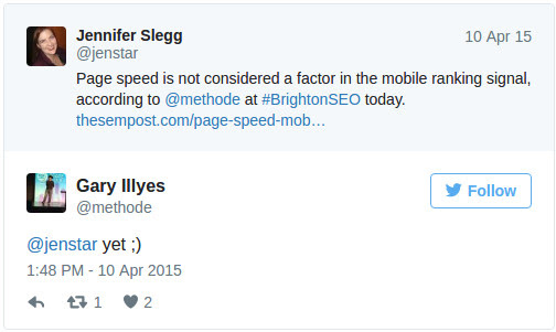 Google Speed Update: a Speed Ranking Signal for Mobile Searches - DareBoost Blog