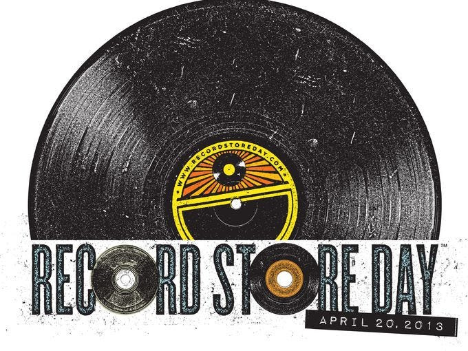 Record Store Day isn't just a feast for the ears. There's eye candy, too. The April 20 rollout of limited-edition releases at independent record stores nationwide includes a splashy variety of color and picture discs, available nowhere else in no other format.