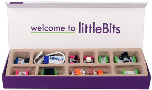 Unleash your inner inventor with littleBits
