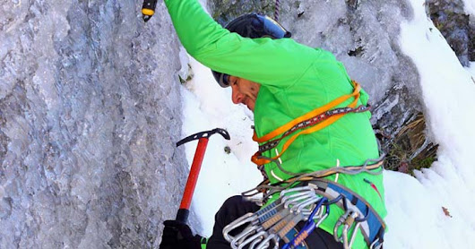 Ice Climbing Tips For The Adirondacks