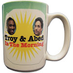 NBC Universal Community Troy and Abed Mug, 15 oz
