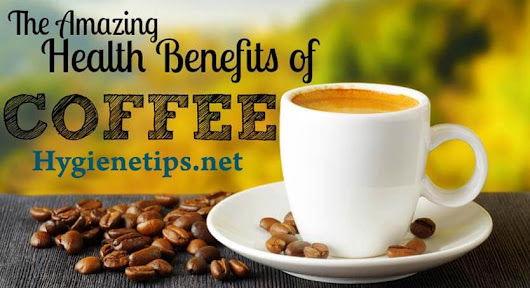 Drinking morning coffee has many great health benefits