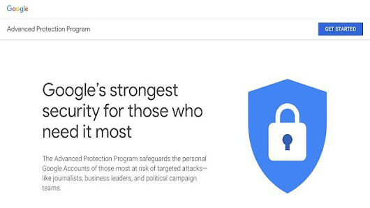 Google Advanced Protection Program: come mettere in sicurezza il proprio account