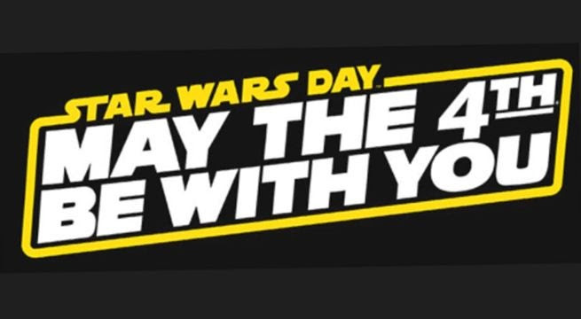 Image result for star wars may the fourth be with you
