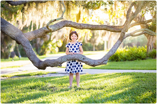 Elisa is Beauty Revived | Sarasota Child Photography