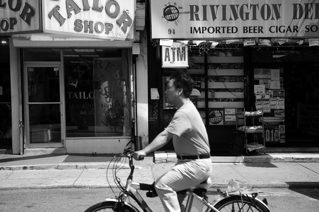 Rivington Street, NYC