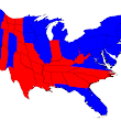 Election maps