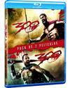 Pack 300 + 300: El Origen de un Imperio Blu-ray