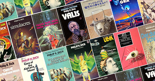 33 of the Weirdest Philip K. Dick Covers We Could Find