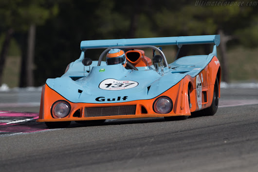 1974 Mirage GR7 Cosworth Chassis GR7/704 - Ultimatecarpage.com