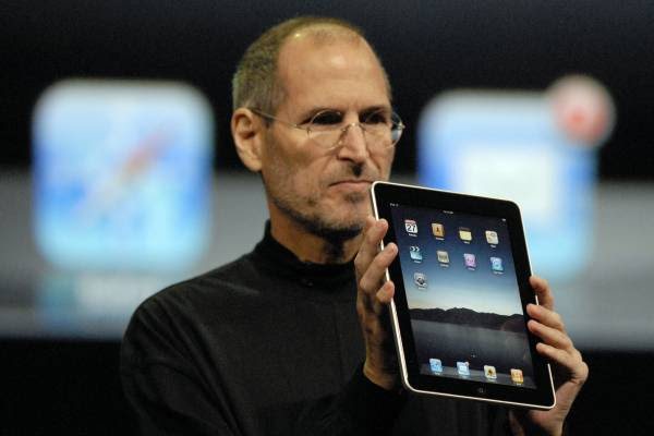Flash, apparently not appearing on the iPad any time soon. Image: BANG/ZUMApress.com