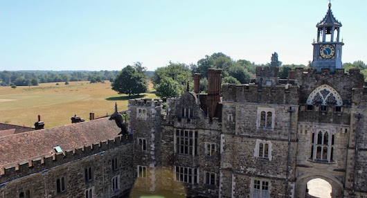 A day out at Knole house and deer park, Kent - Mums do travel