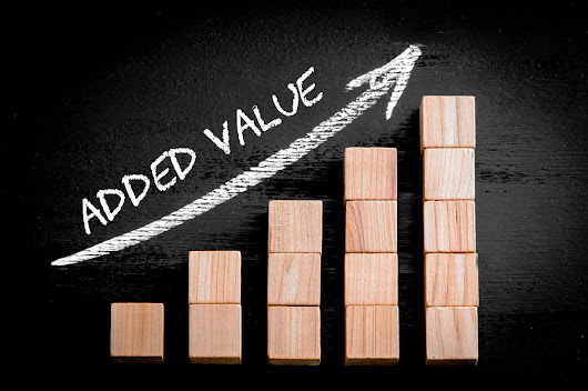 Where do you add value to your business?