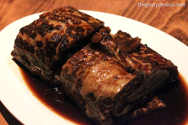Korean Sweet Beef Ribs P480