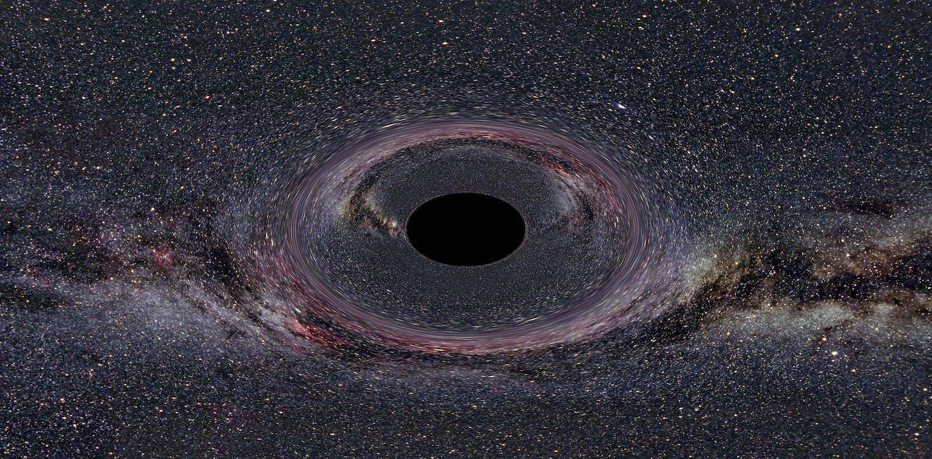Explainer: black holes