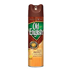 Old English Furniture Polish Spray with Protective Shield Formula, Lemon, 12.5 Oz