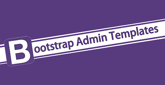 12 Best and Free Bootstrap Admin Templates - XHTMLJunction