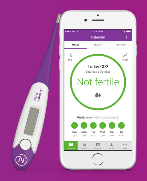 Birth Control App As Effective As The Pill