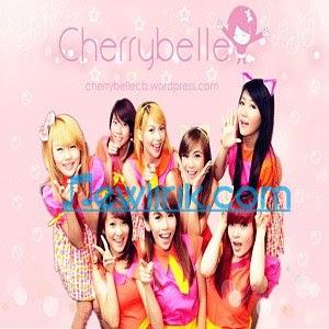 Lirik lagu Cherrybelle - Dunia Tersenyum