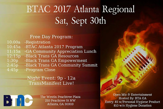 ROAD TO BTAC! Next Stop - BTAC 2017 Georgia Regional. Get Onboard - Spread The Word - Lets Connect!