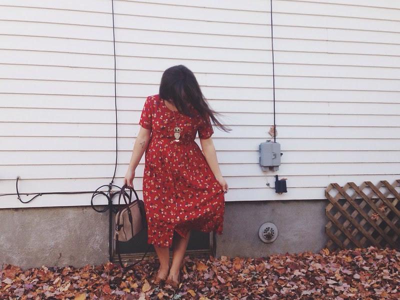 WEARING • A New Leaf.