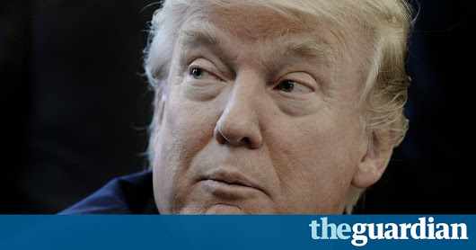 Donald Trump blames Democrats for stunning failure to repeal Obamacare | US news | The Guardian