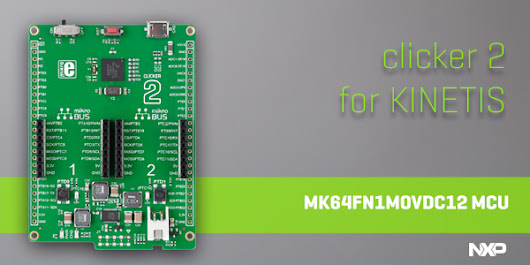 News - ARM compilers get a big upgrade: support for NXP Kinetis MCUs - June 20 2016 12:55:00 PM CEST