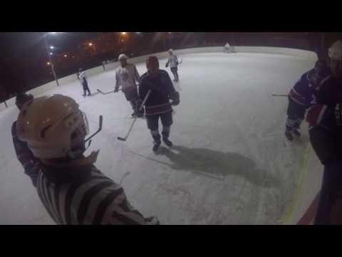 Вот такой вот хоккей...